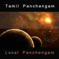 Tamil Panchangam offered by Tamilsonline is a Thirukanitha panchangam